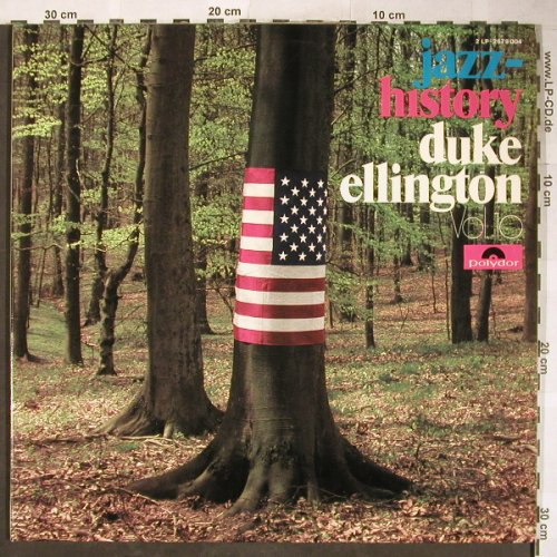 Ellington,Duke: Jazz-History Vol.10, Foc, Polydor(2679 004), D, Ri,  - 2LP - H5801 - 17,50 Euro