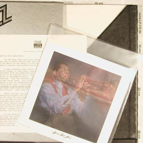 "Allen,Henry ""Red"": Giants of Jazz,SchuberBox,NoBooklet, Time Life(STL-J16/P315517), US,  - 3LP - H6332 - 9,00 Euro"