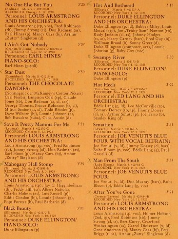 V.A.Odeon Swing Music Vol. 2: Louis Armstrong,Venuti, Ellington.., Emi Odeon(054-06 308), D,m-/vg+,  - LP - H6391 - 5,00 Euro