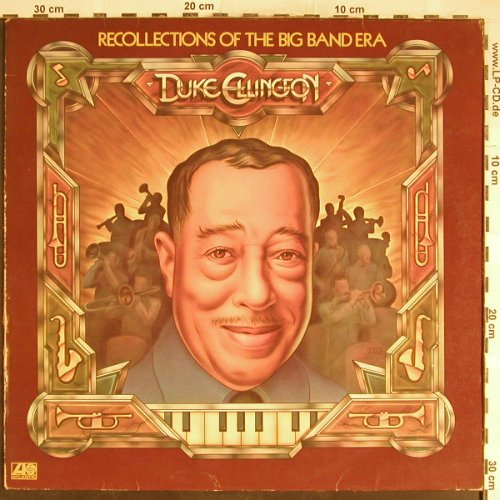 Ellington,Duke: Recollections of the Big Band Era, Atlantic,Musterplatte(ATL 50 110), D,m--/vg+, 1974 - LP - H6469 - 6,00 Euro