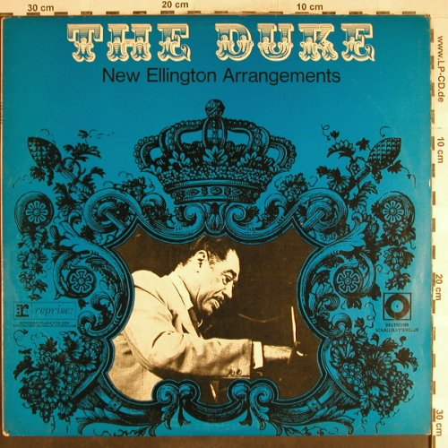 Ellington,Duke: The Duke, New E.Arrangements, Reprise, DSC(E 562), D,  - LP - H6738 - 6,00 Euro