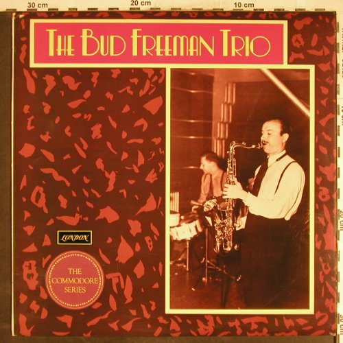 Freeman Trio,Bud: Same, London(HMC 5032), UK, 1978 - LP - H6855 - 6,00 Euro