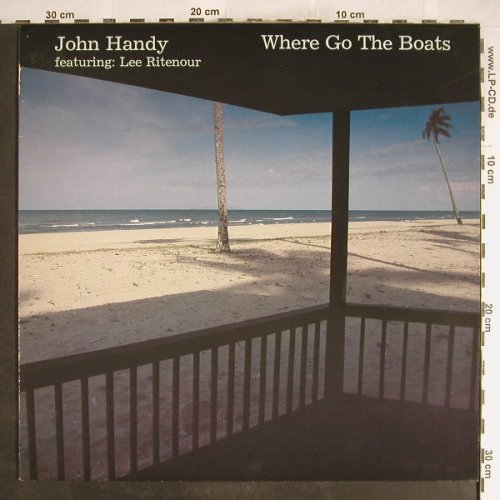 Handy,John: Where Go The Boats, Software(SOWA 113), D,  - LP - H6885 - 5,50 Euro