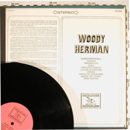 Herman,Woody: Same, Everest(FS 281), US,  - LP - H6909 - 7,50 Euro