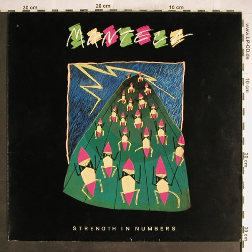 Manteca: Strength in Numbers, RCA,wh.Muster(PL 70695), D, 1995 - LP - H6918 - 5,50 Euro