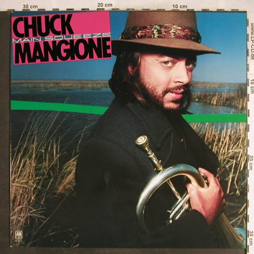 Mangione,Chuck: Main Squeeze, AM(SP-4612), US, 1976 - LP - H6929 - 5,50 Euro