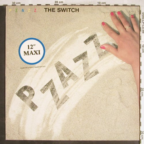 Pzazz: The Switch+1, Keytone(KyT 6727 M), NL, 1983 - 12inch - H6964 - 2,00 Euro