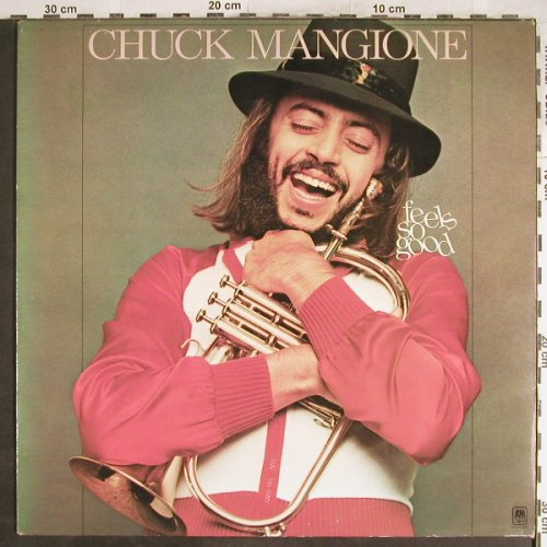 Mangione,Chuck: Feels So Good, AM(AMLH 64658), NL, 1977 - LP - H7010 - 5,00 Euro