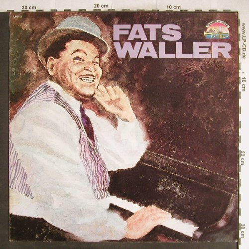Waller,Fats: Same, Giants o.J(LPJT 2), I, 1984 - LP - H7025 - 5,00 Euro
