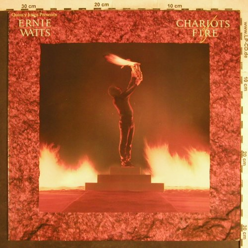 Watts,Ernie: Chariots Of Fire, Qwest(56 982), D, 1982 - LP - H7026 - 5,50 Euro