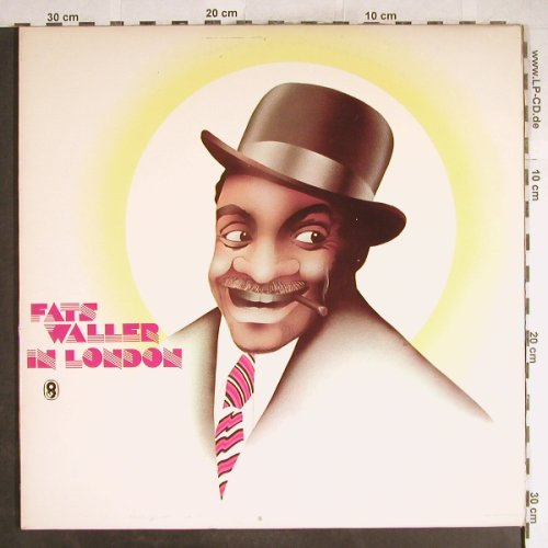 Waller,Fats: In London, Foc, World Records(SHB 29), UK,  - 2LP - H7108 - 7,50 Euro