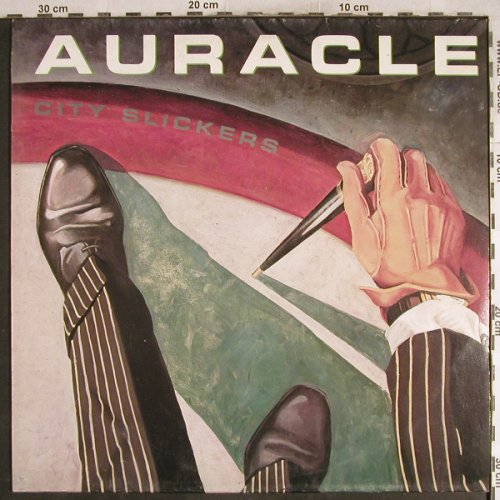 City Slickers: Auracle, Chrysalis(6307 653), D, 1979 - LP - H7693 - 6,50 Euro