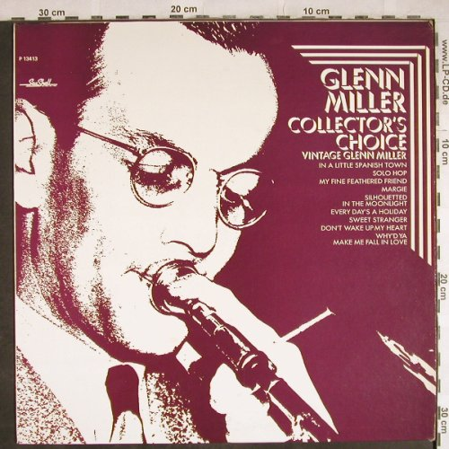 Miller,Glenn: Collector's Choice, CSP(P 13413), US,  - LP - H8065 - 6,00 Euro