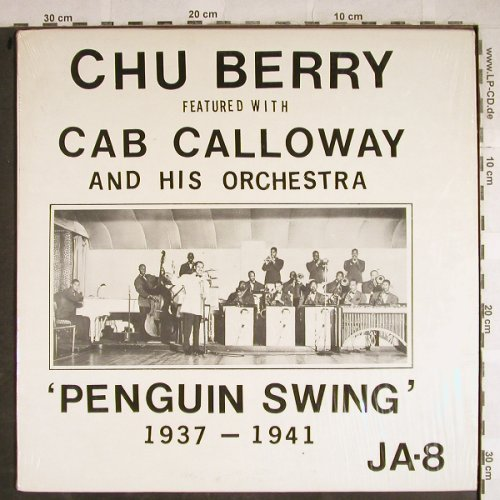 Berry,Chu  f.w.Cab Calloway & Orch.: Penguin Swing, 1937-1941, Jazz Archives(JA-8), US,  - LP - H8466 - 7,50 Euro
