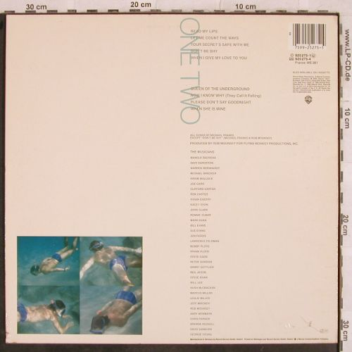 Franks,Michael: Skin Dive, WB(925 275-1), D, 1985 - LP - H9747 - 5,50 Euro
