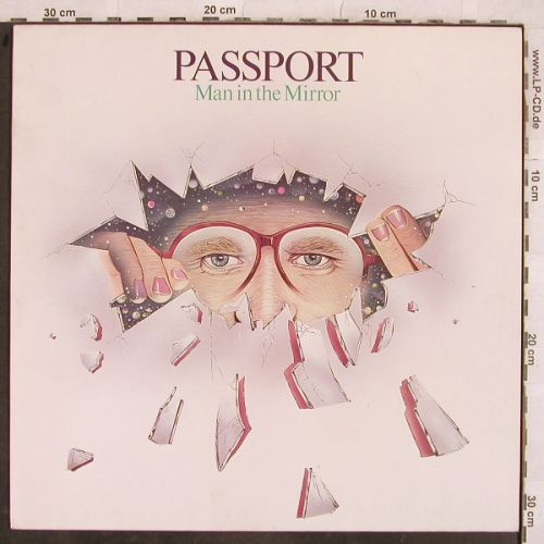Passport: Man In The Mirror, WEA(24-0253-1), D, 1983 - LP - H9795 - 5,00 Euro