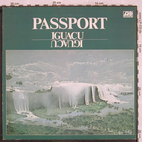 Passport: Iguacu, Atlantic(ATL 50 341), D, 1977 - LP - H9849 - 6,00 Euro