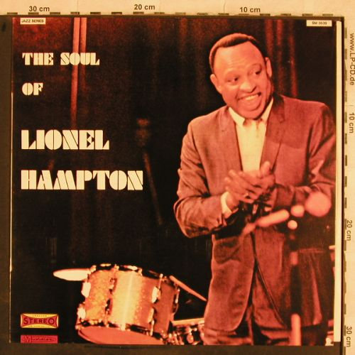 Hampton,Lionel: The Soul Of, 4 Tr., Musidisc(SM 3539), I, 1973 - LP - H9926 - 5,50 Euro