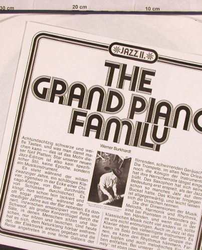 V.A.Zeitmagazin Exklusiv: Jazz 2:The Grand Piano Family, CBS(LSP 14 503), NL,Box, 1976 - 5LP - H9947 - 12,50 Euro