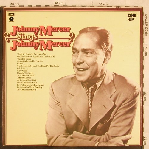 Mercer,Johnny: sings Johnny Mercer, Capitol(0C 054 81877)(OU 208), UK,  - LP - X264 - 7,50 Euro
