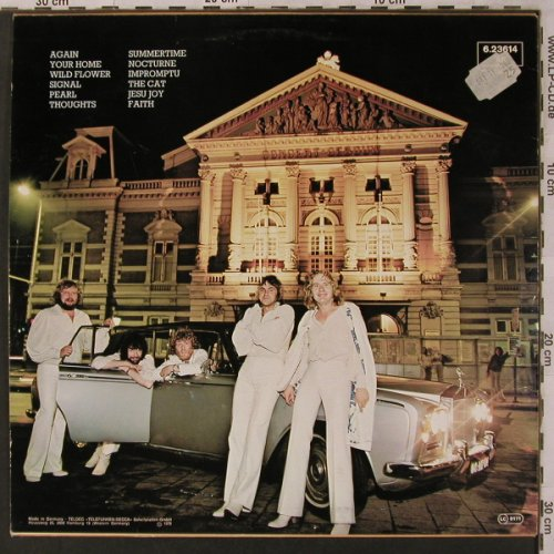 Ekseption: '78, m-/vg+, Decca(6.23614), D, 1978 - LP - X2986 - 5,00 Euro