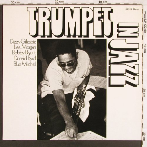 V.A.Trumpet in Jazz: Dizzy Gillespie...Lee Morgan, SR(92 728), D, vg+/m-,  - LP - X3091 - 7,50 Euro