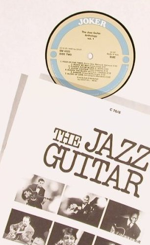 V.A.The Jazz Guitar: 74 Tr., Box, Joker(C 76/6), I, 1983 - 6LP - X3246 - 15,00 Euro