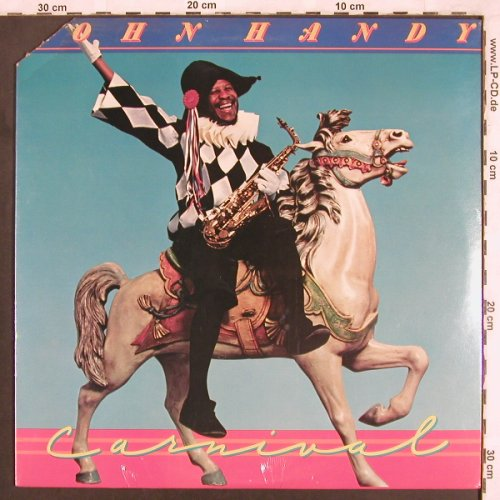 Handy,John: Carnival, FS-New, ABC(AS-9324), US, CO, 1977 - LP - X3674 - 7,50 Euro