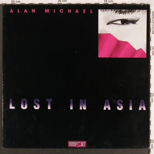 Michael,Alan: Lost in Asia, Passport(PJ 88041), D, 1988 - LP - X3838 - 5,50 Euro