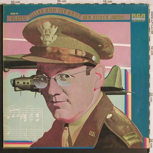 Miller,Glenn: & the Army Air Force Band,Foc, RCA(26.28044), D, 1973 - 2LP - X4004 - 7,50 Euro