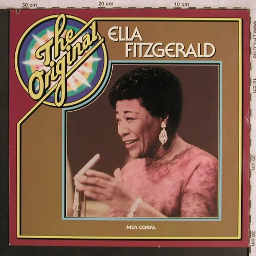Fitzgerald,Ella: The Original, MCA(0042.028), D, Ri, co, 1973 - LP - X4060 - 6,00 Euro