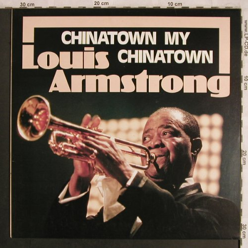 Armstrong,Louis: Chinatown My Chinatown, Astan(20073), D, 1984 - LP - X4235 - 5,00 Euro