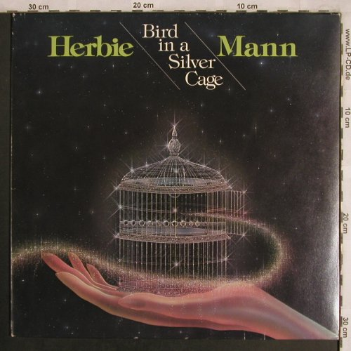 Mann,Herbie: Bird In A Silver Cage, Atlantic(ATL 50 338), D, 1976 - LP - X4251 - 7,50 Euro