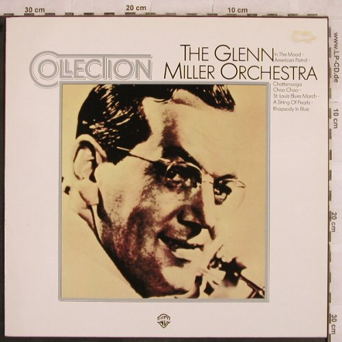 Miller,Glenn: Collection, WB(WB 26 233), D, 1973 - LP - X437 - 5,00 Euro
