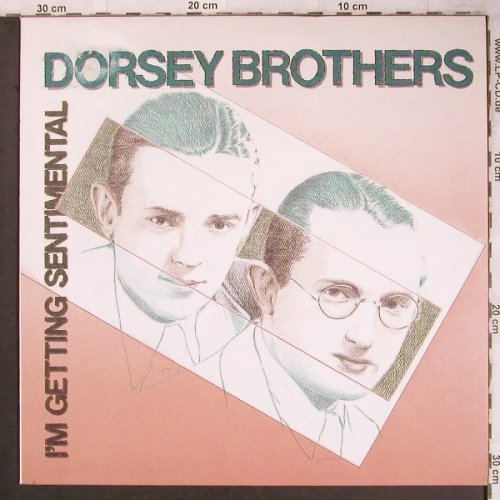 Dorsey Brothers: I'm getting sentimental, Big Band Era(LP 20176), D,  - LP - X4746 - 5,00 Euro