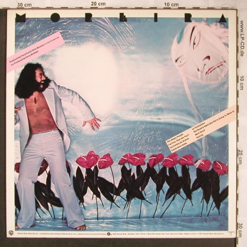 Airto Moreira: I'm fine how are you, WB(BS 3084), US, 1977 - LP - X4964 - 7,50 Euro