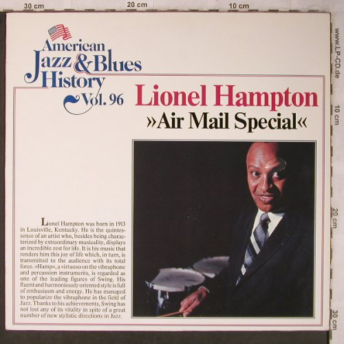 Hampton,Lionel: Air Mail Special, Vol.96, Tobacco Road(B/2596), D,  - LP - X5562 - 6,00 Euro
