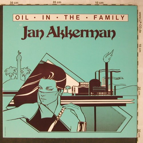 Akkerman,Jan: Oil In The Family, CNR(0060.480), D, 1981 - LP - X5572 - 7,50 Euro