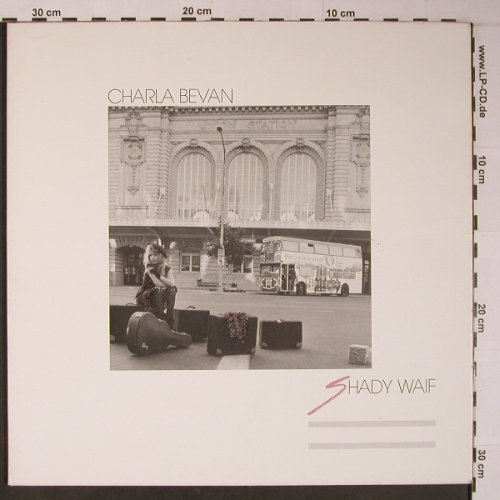 Bevan,Charla: Shady Waif, Foc, Crying Swallow Music(CSM1111), US, 1986 - LP - X6191 - 38,00 Euro