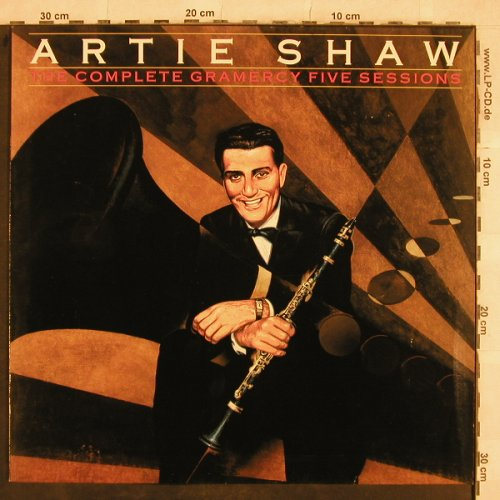 Shaw,Artie: The Complete Gramercy Five Session, Bluebird(NL87637), D, 1989 - LP - X622 - 6,00 Euro