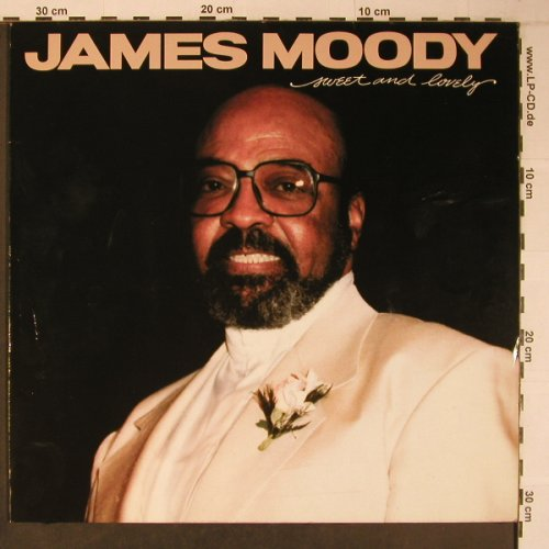 Moody,James: Sweet and Lovely, Novus/RCA/BMG(PL83063), D,like new, 1989 - LP - X6418 - 15,00 Euro