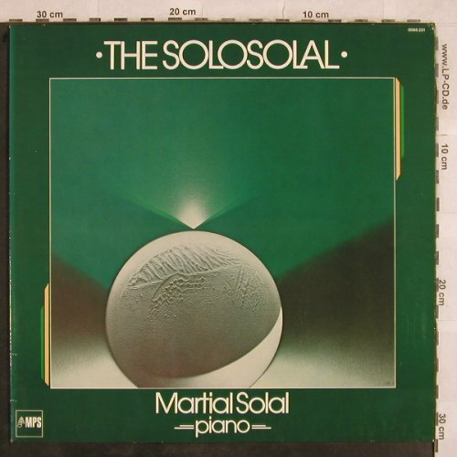 Solal,Martial: The Solosolal, MPS(0068.221), D, 1979 - LP - X687 - 9,00 Euro