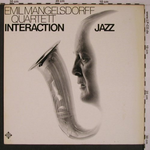 Mangelsdorff,Emil: Interaction Jazz, Telefunken(6.23282 AS), D, 1977 - LP - X6925 - 40,00 Euro