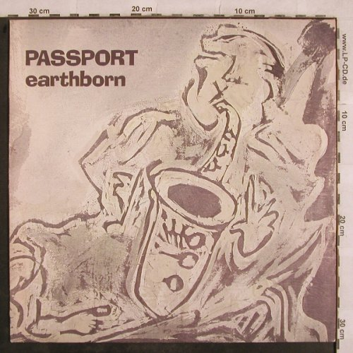 Passport: Earthborn, Atlantic(ATL 50 913), D, 1982 - LP - X713 - 7,50 Euro