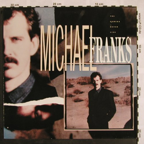 Franks,Michael: The Camera Never Lies, WB(925 570-1), D, 1987 - LP - X906 - 6,00 Euro