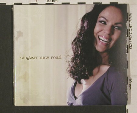 Glaser,San: New Road, Digi, FS-New, Flash Rec.(FLA 006), EU, 2008 - CD - 80067 - 10,00 Euro