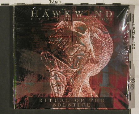 Hawkwind: Ritual of the Solstice,Digi, FS-New, Tibet Support Group(EBSScd 117), UK, 1996 - CD - 80230 - 15,00 Euro