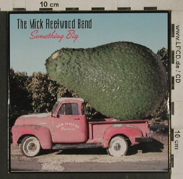 Fleetwood Band,Mick: Something Big,12Tr.Promo,Digi, Sanctuary(SANPR311), EU, 2004 - CD - 80499 - 5,00 Euro