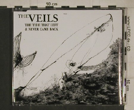 Veils,The: The Tide that left &never..+1+video, RoughTrade(RTDADSCD164), , 2004 - CD5inch - 80572 - 4,00 Euro