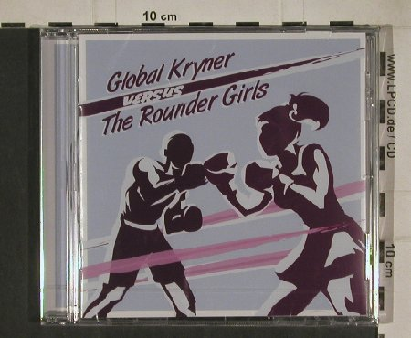 Global Kryner vs the Rounder Girls: Same, FS-New, Blauzucker(03), A, 2009 - CD - 80662 - 7,50 Euro